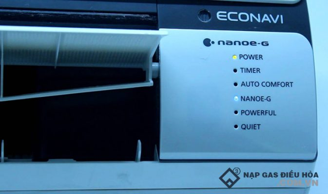 Đèn Timer điều hòa Panasonic nhấp nháy Đỏ/ Vàng 2 lần phải làm sao?