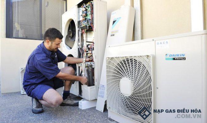 Nguyên nhân cục nóng điều hòa kêu to và cách khắc phục