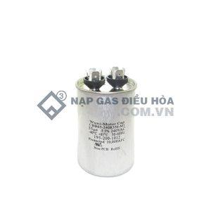 Tụ điện 35 mF/ 220 VAC, tụ kích block điều hòa giá rẻ tại Hà Nội