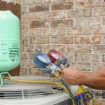 Cách nạp gas R32, R410A, R22 cho điều hòa AN TOÀN 100%