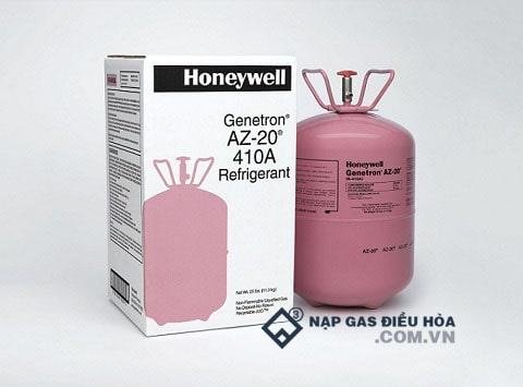 Gas R410A là gì? Giá gas R410A mới nhất 2018 là bao nhiêu?
