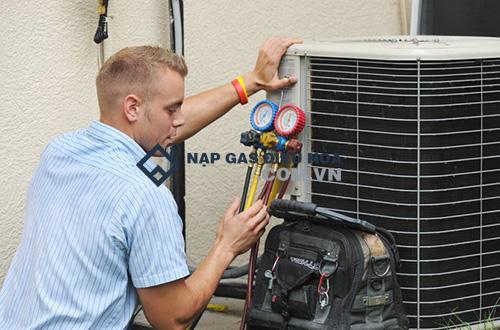 Sử dụng đồng hồ đo gas chuyên dụng