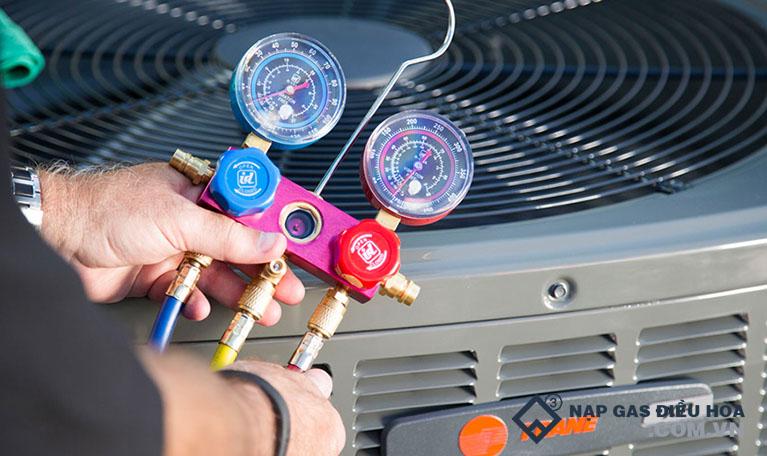 Bộ dây đồng hồ nạp gas điều hòa