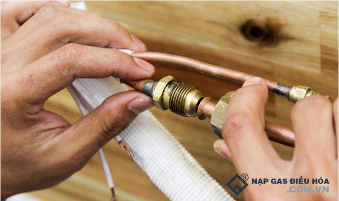 Kích thước ống đồng điều hòa (máy lạnh) nào là chuẩn nhất?