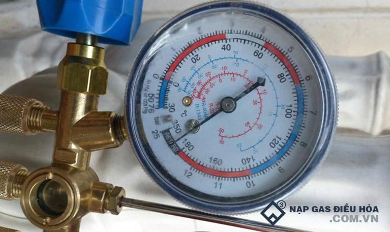 Đồng hồ đo gas có đơn vị Psi