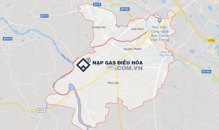TOP 10 địa chỉ nạp gas điều hòa tại Hà Đông
