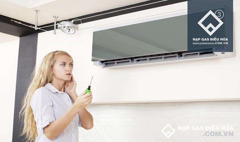 Điều hòa bật không lên: Tìm hiểu 5 nguyên nhân & Cách sửa tại nhà