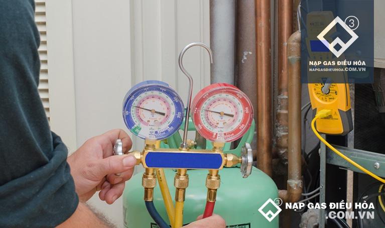 Nạp gas R22 bao nhiêu Psi là đủ?